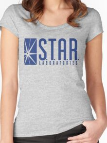 S.T.A.R. Laboratories Women's Fitted Scoop T-Shirt