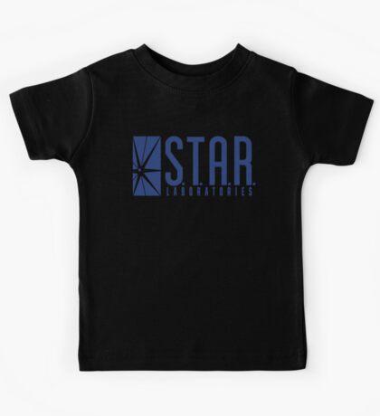 S.T.A.R. Laboratories Kids Tee