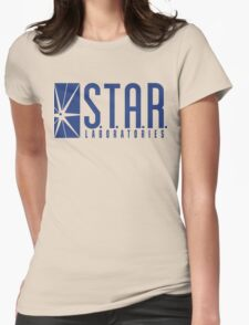 S.T.A.R. Laboratories Womens Fitted T-Shirt