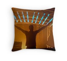 The moment to capture Throw Pillow