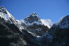 The Cho La Pass by Richard Heath