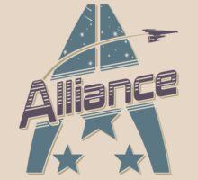 Mass Effect Alliance T-Shirt