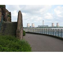Power by the Mersey Photographic Print