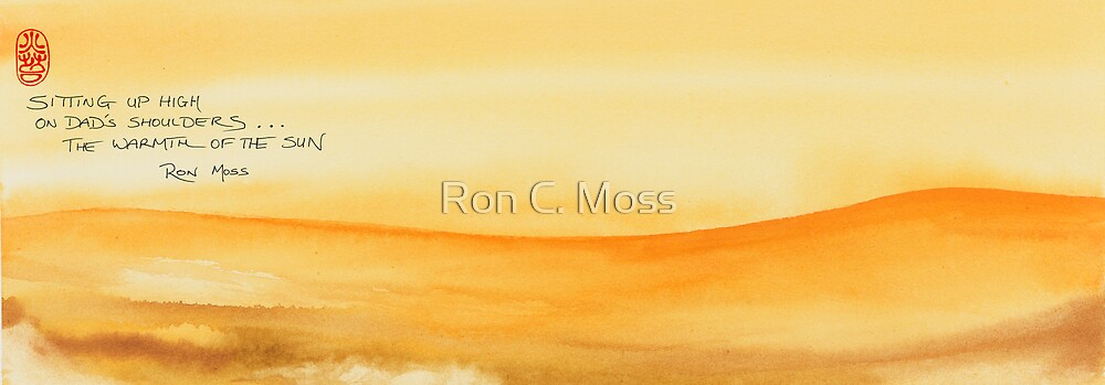 Warmth Of The Sun by Ron C. Moss