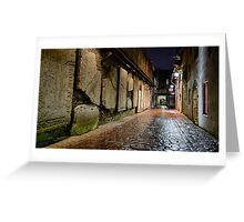 St. Catherine's Passage Greeting Card