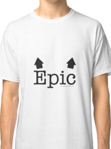 Epic Breasts Classic T-Shirt
