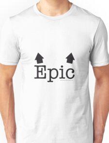 Epic Breasts Unisex T-Shirt