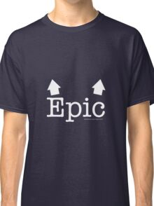 Epic Breasts Reverse Classic T-Shirt