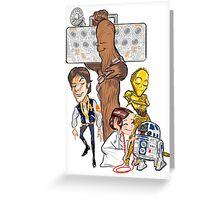 The Rebels-StereotykesXStarWars Greeting Card