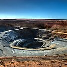 Lake Cowal Gold Mine by GailD