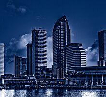 Blue City by MKWhite