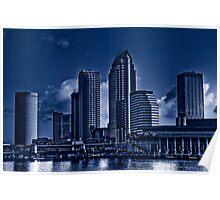 Blue City Poster