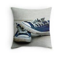 Chucks Throw Pillow