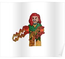 LEGO Jean Grey Poster