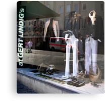 Neuremburg Reflections Metal Print