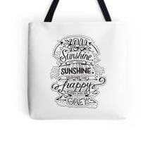 My Only Sunshine Tote Bag