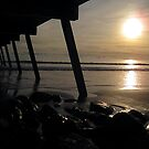 Pier Sky by Megs D