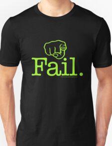 Fail Green T-Shirt