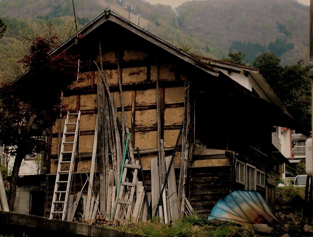 Nozawa onsen village by KellyThomas