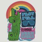 Zombie Weekender by deerokone