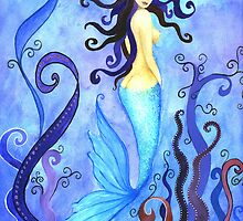 Cheeky Mermaid by vicki1967
