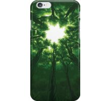Tree Cathedral iPhone Case/Skin