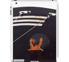 Bow and Anchor iPad Case/Skin