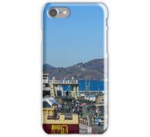 San Francisco`s Hyde St. Pier iPhone Case/Skin