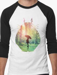 Forest of Dreams Men's Baseball ¾ T-Shirt