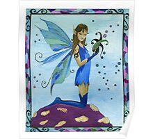 Bubble Fairy Poster