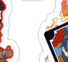 JJBA: Stardust Crusaders 3 Sticker