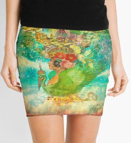 2012 Cirque du Collage page 9 Mini Skirt