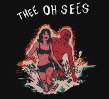Thee oh Sees  by TigresCampeones