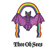 Thee Oh Sees - Help Photographic Print