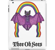Thee Oh Sees - Help iPad Case/Skin