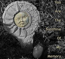 The Sunshine Of My Memory by artisandelimage