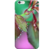 Morning Dew Drops iPhone Case/Skin