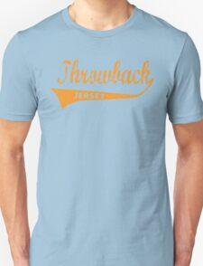 Throwback Jersey Unisex T-Shirt