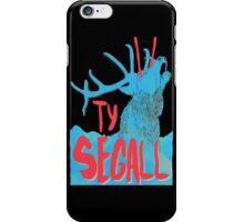 Ty Segall (Deer) iPhone Case/Skin