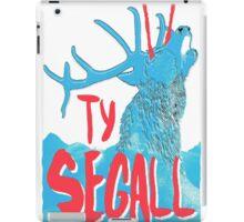 Ty Segall (Deer) iPad Case/Skin