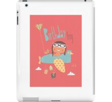 Birthday Boy - plaine iPad Case/Skin