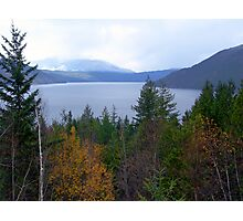 Near Salmon Arm Photographic Print