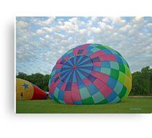Pastel glow, xlta 2010 calendar Canvas Print