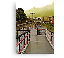 Exeter Central Canvas Print