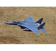 U.S. Air Force F15 Eagle Photographic Print