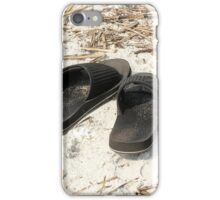 Beach Sandals iPhone Case/Skin