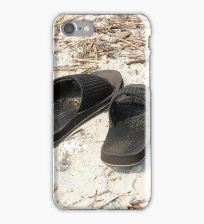 Beach Sandals iPhone Case/Skin
