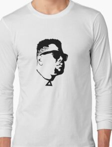 DJ Carnage Long Sleeve T-Shirt
