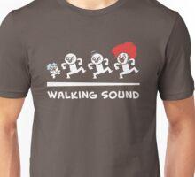 Walking sound Unisex T-Shirt