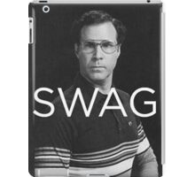 Will Ferrell Swagger iPad Case/Skin